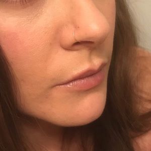 Jewelry Tiny Nose Ring Gold 24 Gauge Multiple Sizes Poshmark